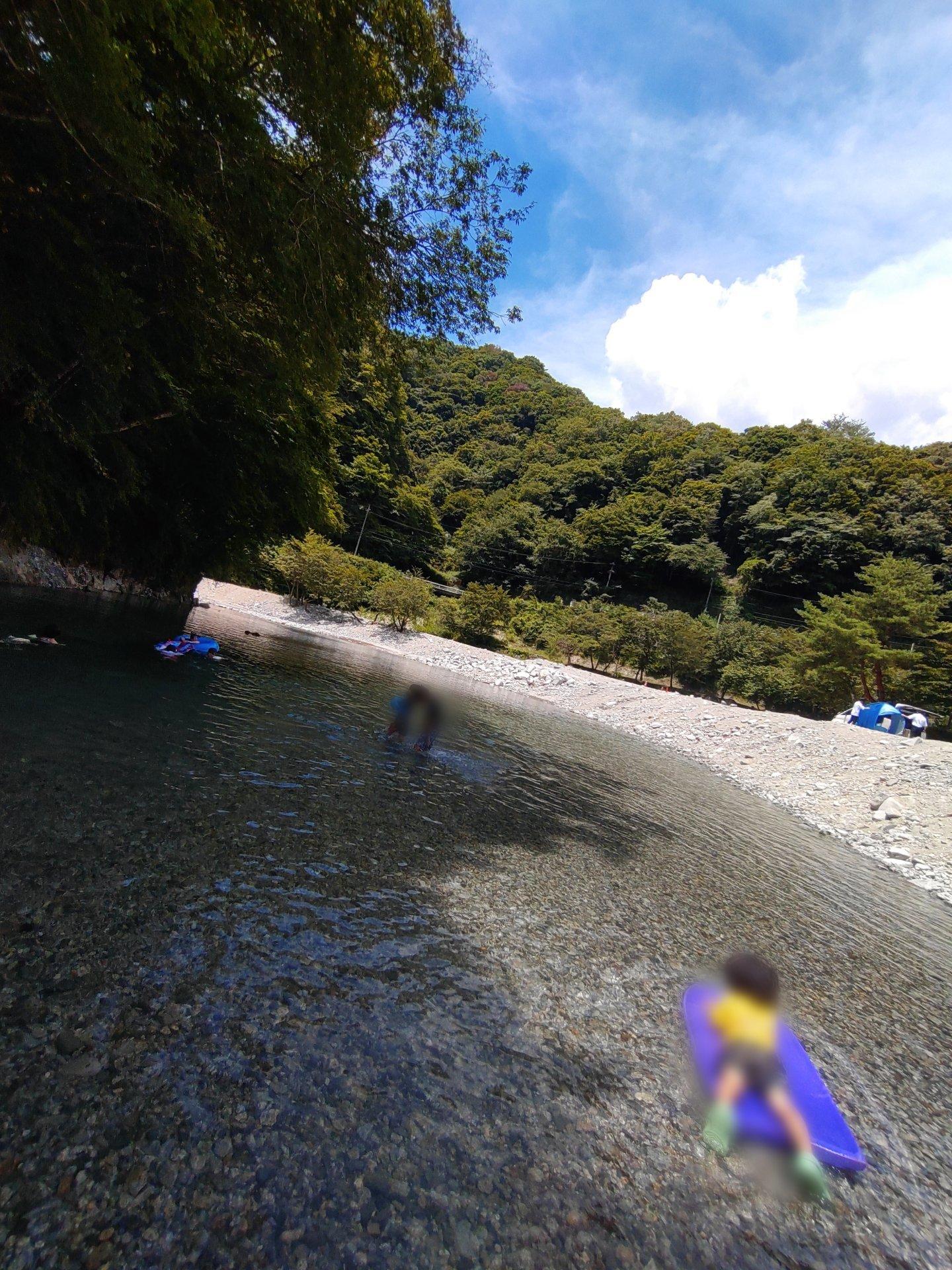 大滝キャンプ場